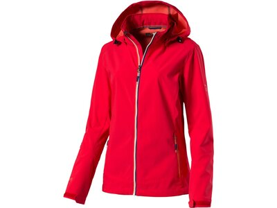 McKINLEY Damen Jacke Trundle Rot