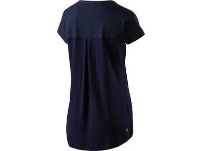 McKINLEY Damen T-Shirt Veta Blau