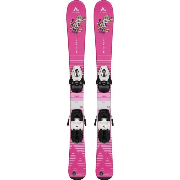 McKINLEY Ski-Set Skitty Schraubbindung