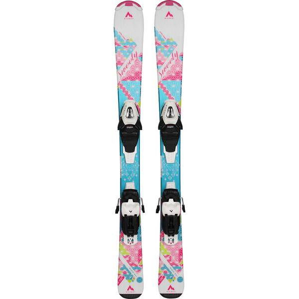 McKINLEY Kinder Ski-Set Sweety geschraubt