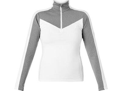McKINLEY Damen Shirt Giorgia Weiß
