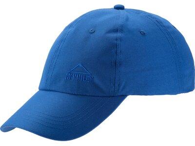 McKINLEY Herren Schildmütze New Tesslin Blau