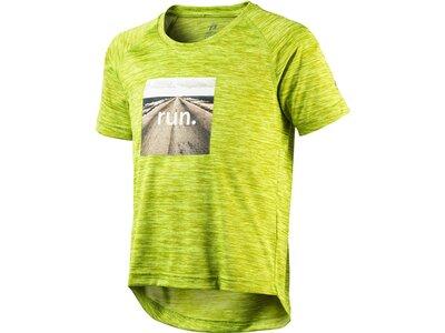 PRO TOUCH Kinder T-Shirt Ralf V Gelb