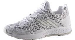 Weiß / Grau