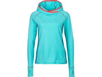 PRO TOUCH Damen Laufshirt Gaishan Blau