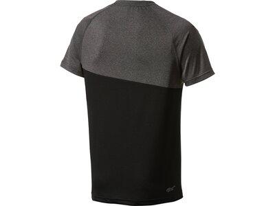 ENERGETICS Herren T-Shirt Martino Schwarz