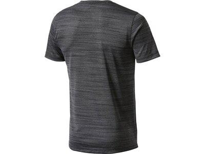 ENERGETICS Herren T-Shirt Tiger Schwarz