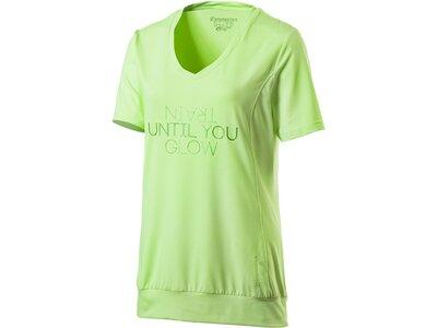 ENERGETICS Damen T-Shirt Gapela Grün