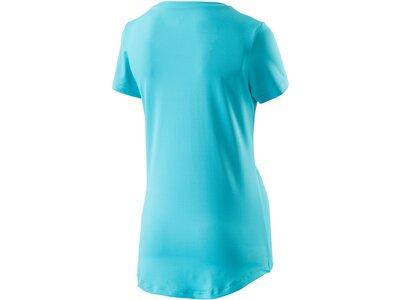 ENERGETICS Damen T-Shirt Gundula Blau