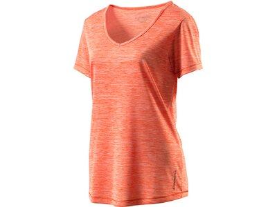 ENERGETICS Damen T-Shirt Gaminel Braun