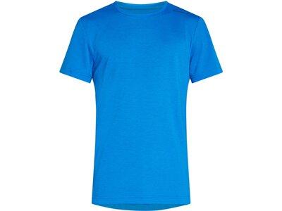 ENERGETICS Herren T-Shirt Milon ux Blau