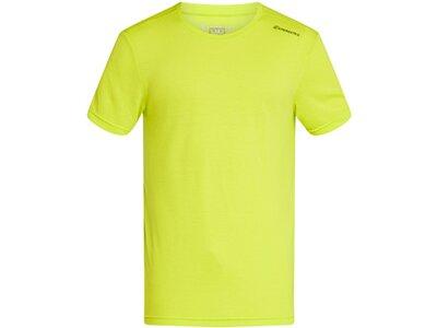 ENERGETICS Herren T-Shirt Milon ux Grün