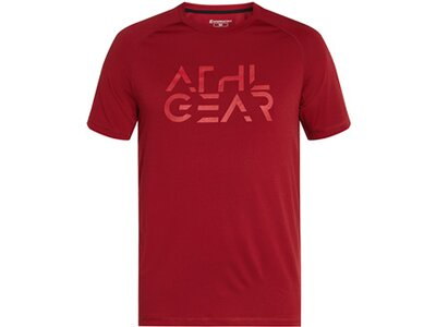 ENERGETICS Herren T-Shirt Massimo II ux Rot
