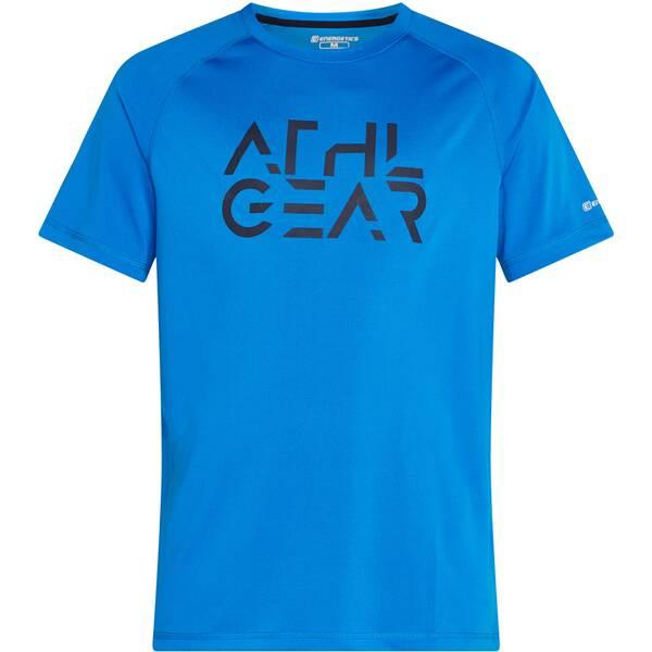 ENERGETICS Herren T-Shirt Massimo II ux