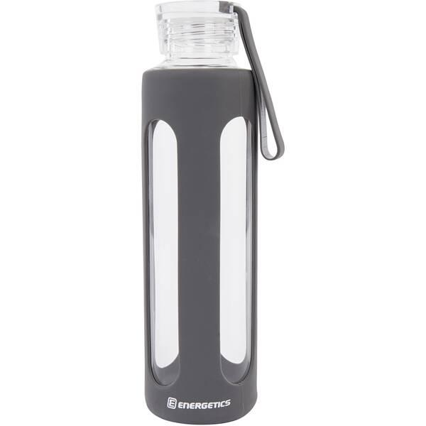 ENERGETICS Trinkflasche Glass Bottle 0.55L