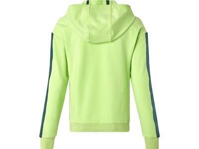 ENERGETICS Kinder Kapuzensweatshirt Gantaloupe Gelb