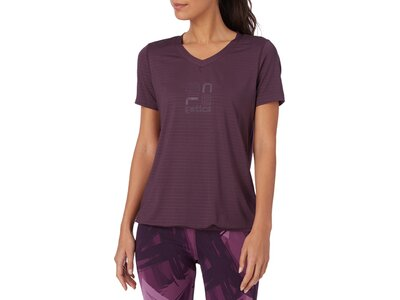 ENERGETICS Damen T-Shirt Ganja 2 Lila