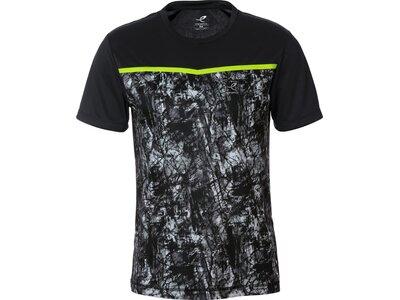 ENERGETICS Herren Running T-Shirt Aksel II Schwarz