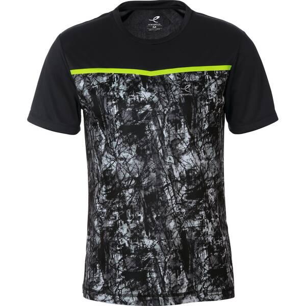 ENERGETICS Herren Running T-Shirt Aksel II