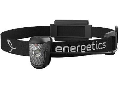 ENERGETICS Stirnlampe LED Headlight Pro Schwarz