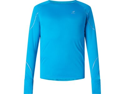 ENERGETICS Herren Herren Running-Longshirt Zolo Blau