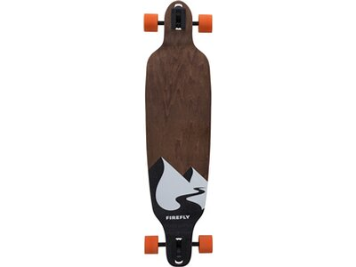 FIREFLY Skateboard Longboard LGB 310 Braun