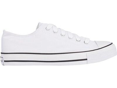 FIREFLY Herren Ux.-Lifestyle-Schuh Canvas Low IV Weiß
