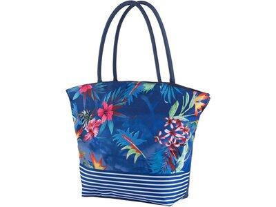 FIREFLY Damen Strandtasche Tropical Blau