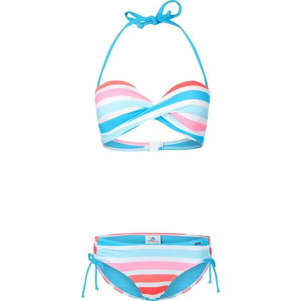 Bademode - FIREFLY Damen Bikini Sandy › Blau  - Onlineshop Intersport