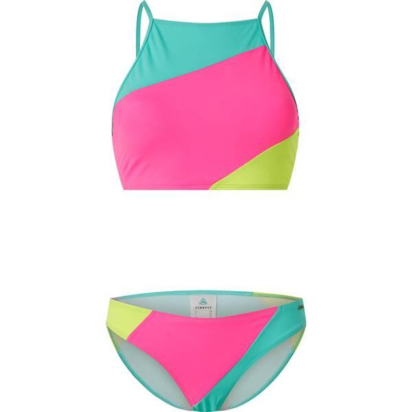 Bademode - FIREFLY Damen Bikini Stacey › Gelb  - Onlineshop Intersport