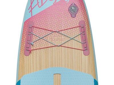 FIREFLY Damen Stand-Up Paddle Set iSUP COM W Lila