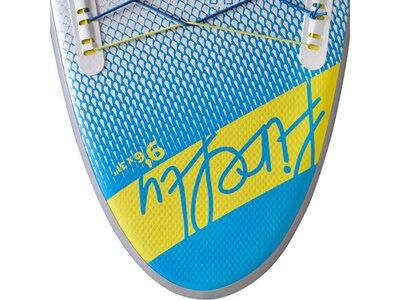 FIREFLY Stand-Up Paddle Set iSUP 200 II Blau