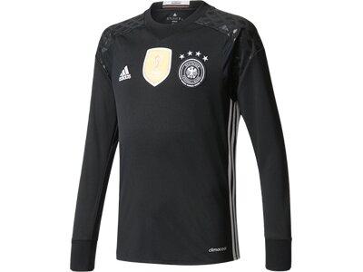 ADIDAS Kinder Torwart-Trikot EURO 2016 DFB Grau