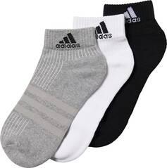 ADIDAS  3-Streifen Performance Ankle Socken, 3 Paar