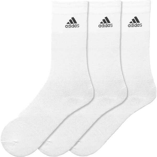 ADIDAS  Performance dünne Crew Socken, 3 Paar