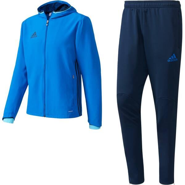 ADIDAS Herren Condivo16 Präsentationsanzug | Sportbekleidung > Sportanzüge > Präsentationsanzüge | Blue | Adidas