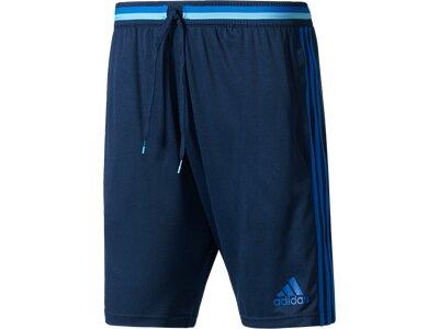 ADIDAS Fußball - Teamsport Textil - Shorts Condivo 16 Trainingsshort Blau