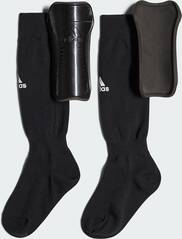ADIDAS Schoner Socken mit integrierten Schienbeinschonern