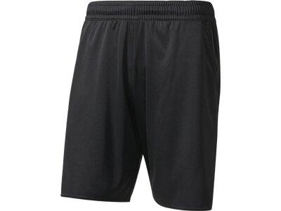 ADIDAS Fußball - Teamsport Textil - Schiedsrichterhosen Referee 16 Short Schiedsrichter Grau