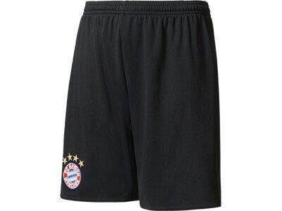 ADIDAS Kinder Teamhose FC Bayern München Auswärtsshorts Replica Grau