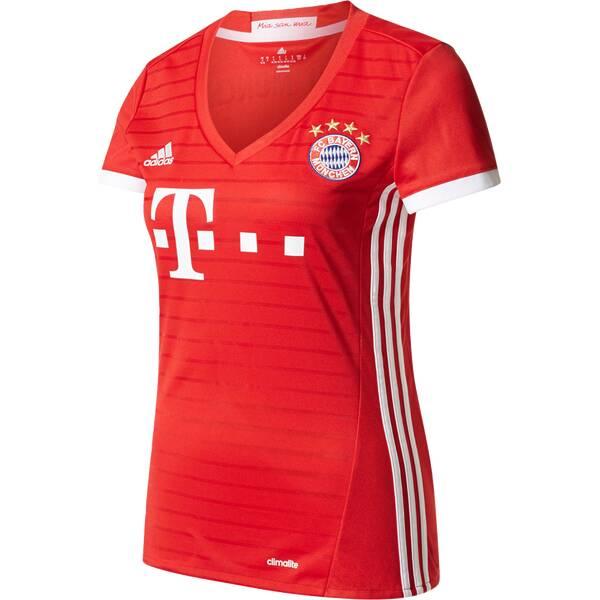 ADIDAS Damen Trikot FC Bayern München Heimtrikot Replica