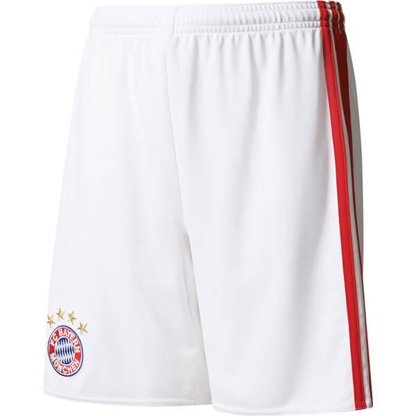 ADIDAS Kinder Teamhose FC Bayern Home 2016/17 Pink