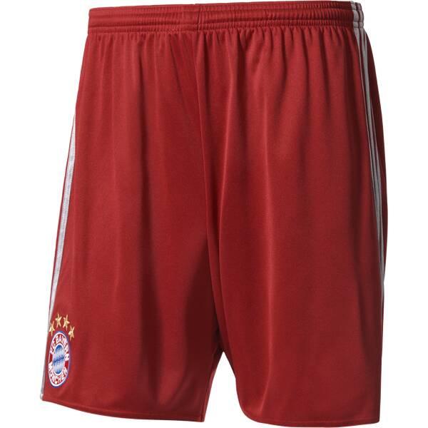 ADIDAS Herren Teamhose FC Bayern München UCL Shorts Replica Braun