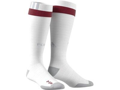 ADIDAS Herren Stutze FC Bayern München Socken, 1 Paar Grau