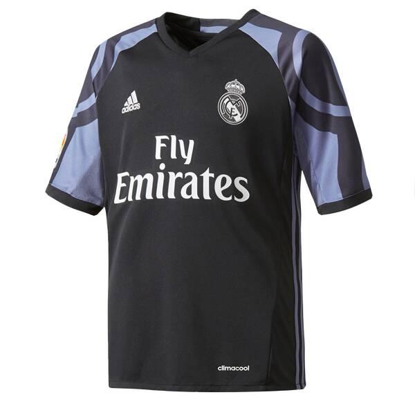 ADIDAS Kinder Trikot Real Madrid Ausweichtrikot Replica