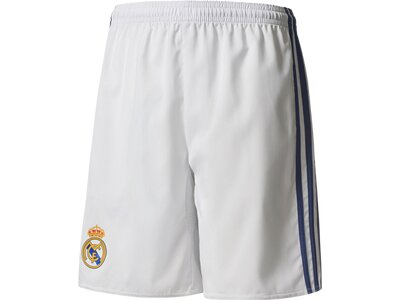 ADIDAS Kinder Teamhose Real Madrid Heimshorts Replica Grau