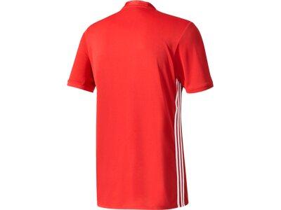 ADIDAS Herren Fußball-Trikot Manchester United Heim Replica Rot