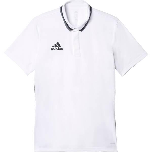 ADIDAS Herren Poloshirt Condivo 16 Climalite Weiß