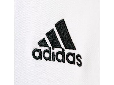 ADIDAS Herren Polo Tiro 15 Poloshirt Weiß