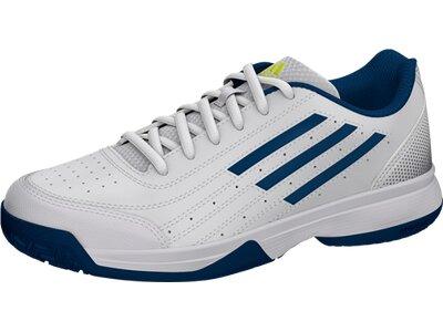 ADIDAS Kinder Tennisoutdoorschuhe Sonic Attack Schuh Weiß